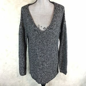 Old Navy Pullover Tunic Sweater Long Sleeve